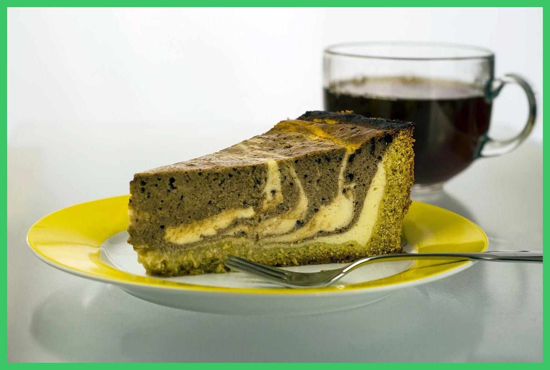 Kuchenzüchter – Käsekuchen und Marmorkuchen gekreuzt