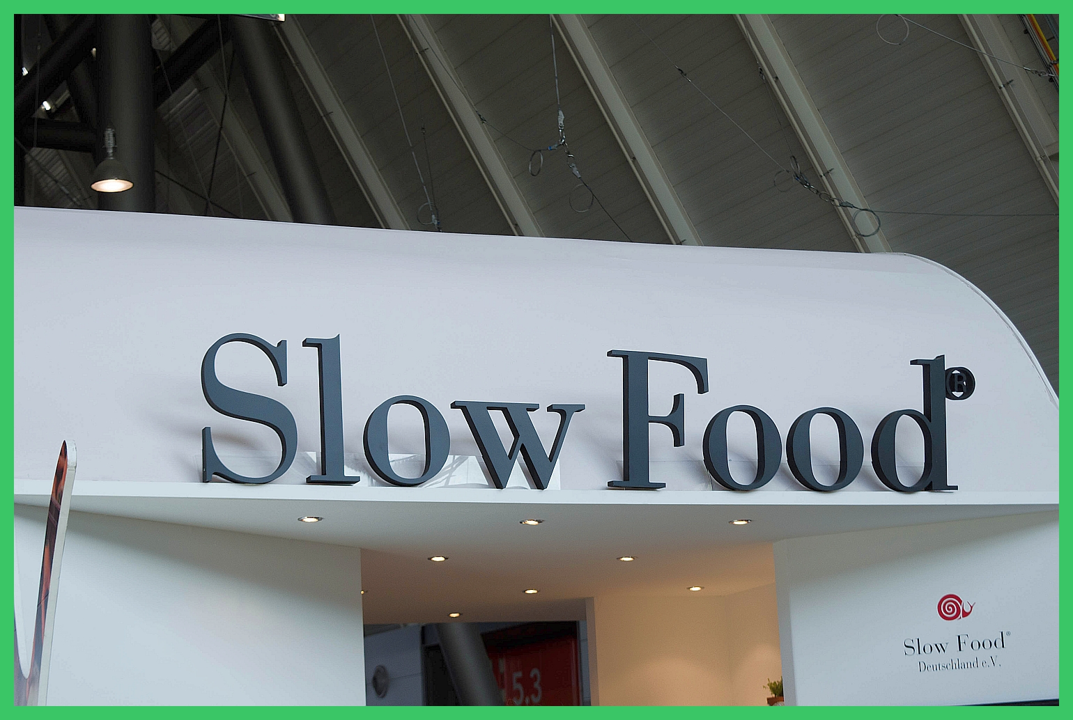 Slow Food-Messe, Stuttgart